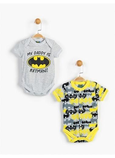 Batman Body Gri